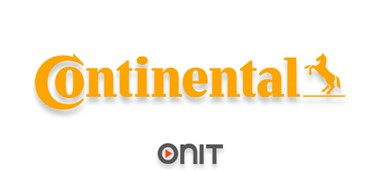 Onit has developed the Order Management software for a company of the Continental AG