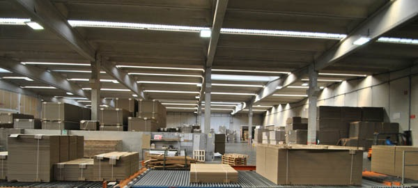 Laveggia Group: The packaging world optimizes the energy savings